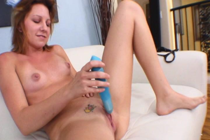 Female Masturbation With Home Objects