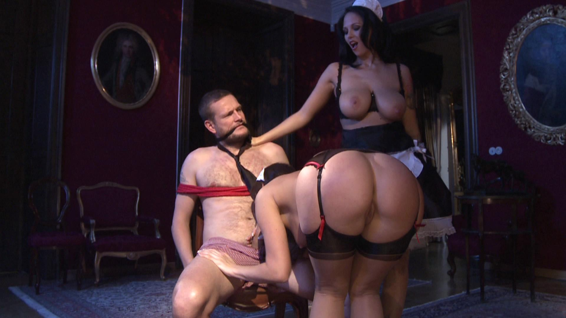 French Maid Service: Special Stars xvideos148603