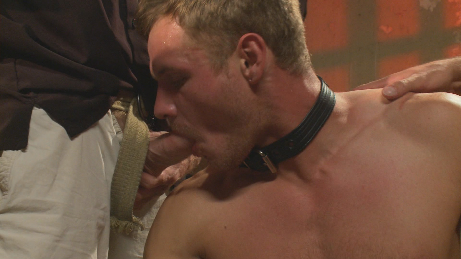 Bound In Public With Josh West And Trent Diesel Xvideo gay