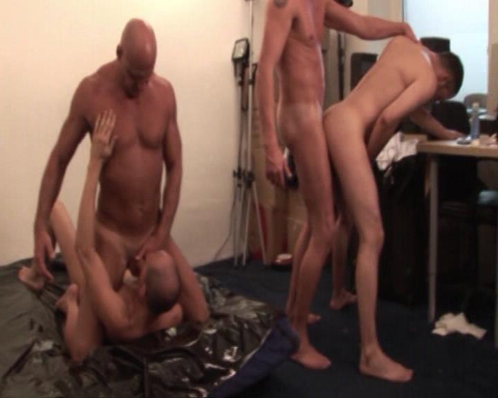 Euro Breeders: XXL 4some Xvideo gay