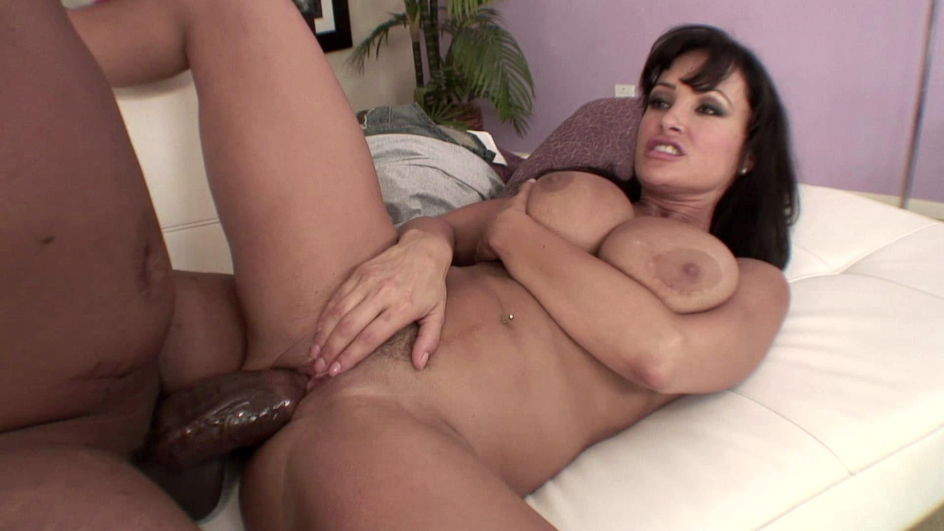 Lisa Ann: Big Tit Milfs Crave Black Cock xvideos160359