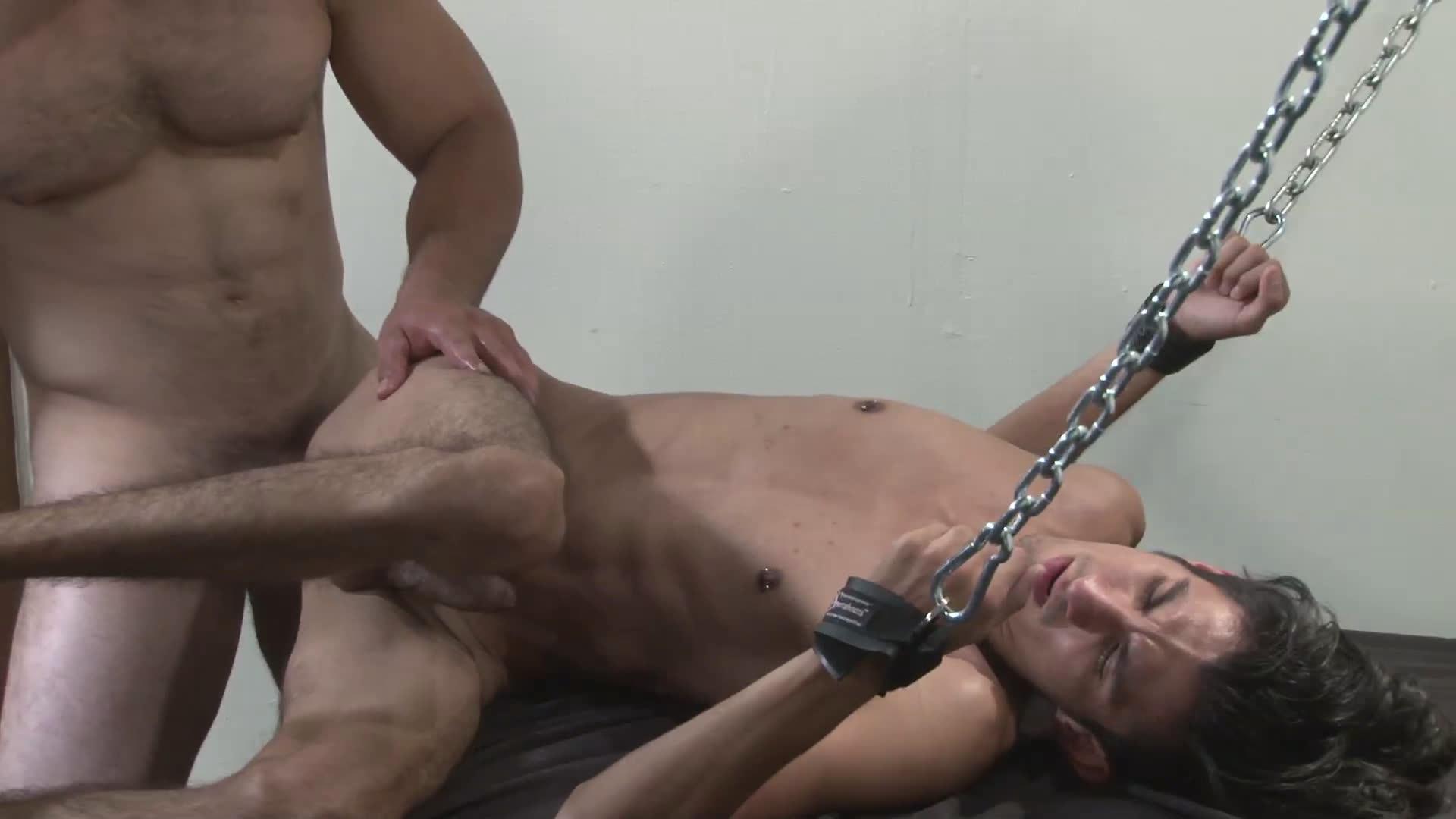 Bound Bareback Xvideo gay