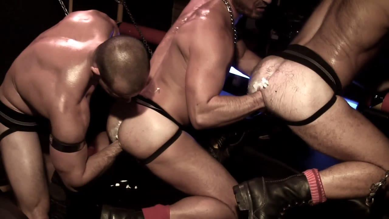 Raw Muscle Pig Xvideo gay
