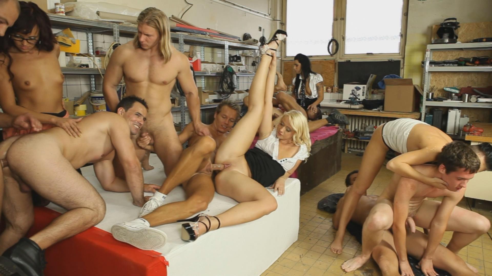 bisex party