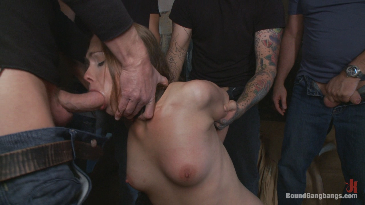 Bound Gangbangs: Russian Mail Order Bride Locked In Basement And Used As Sex Slave xvideos168616
