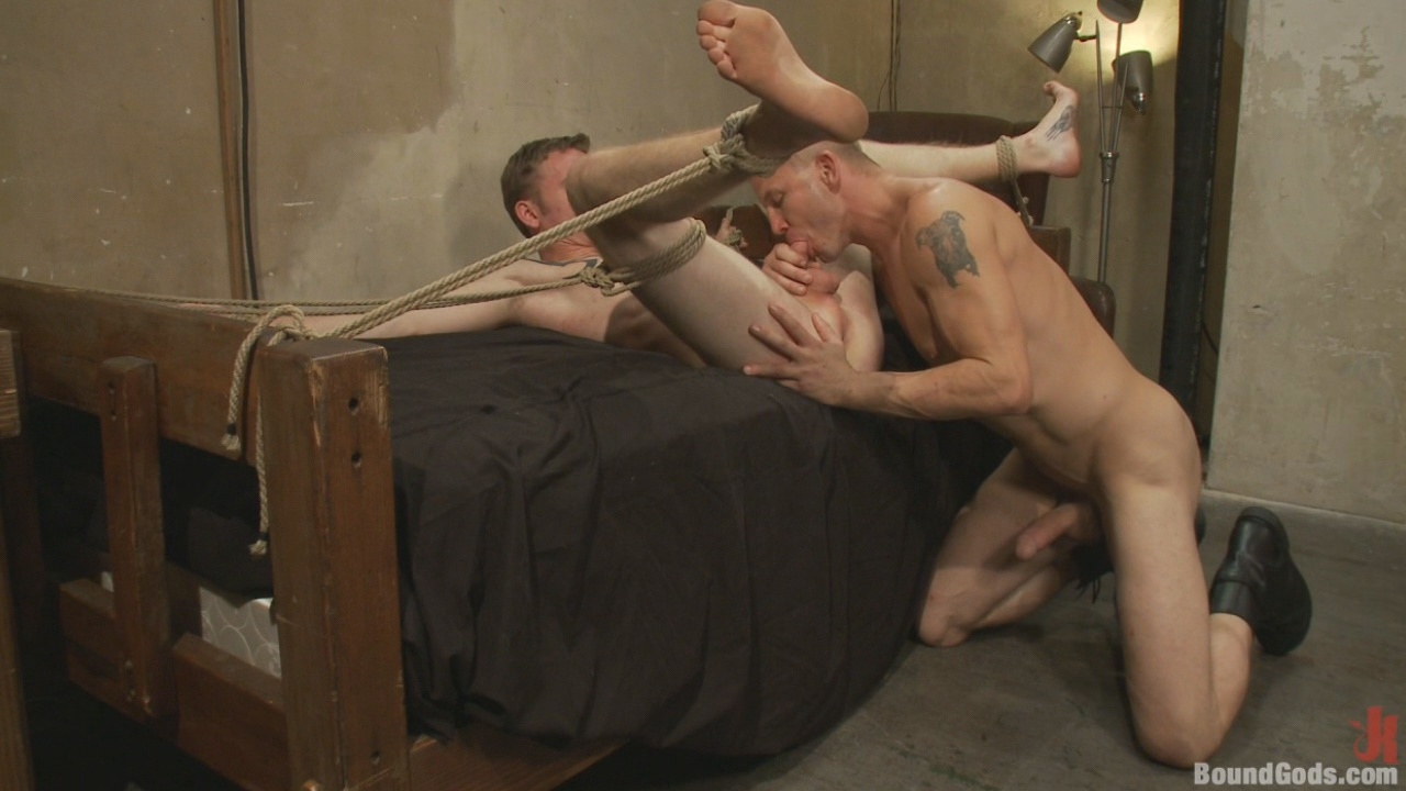 Bound Gods: Spoiled Student Gets An Attitude Adjustment From The Creepy Janitor Xvideo gay