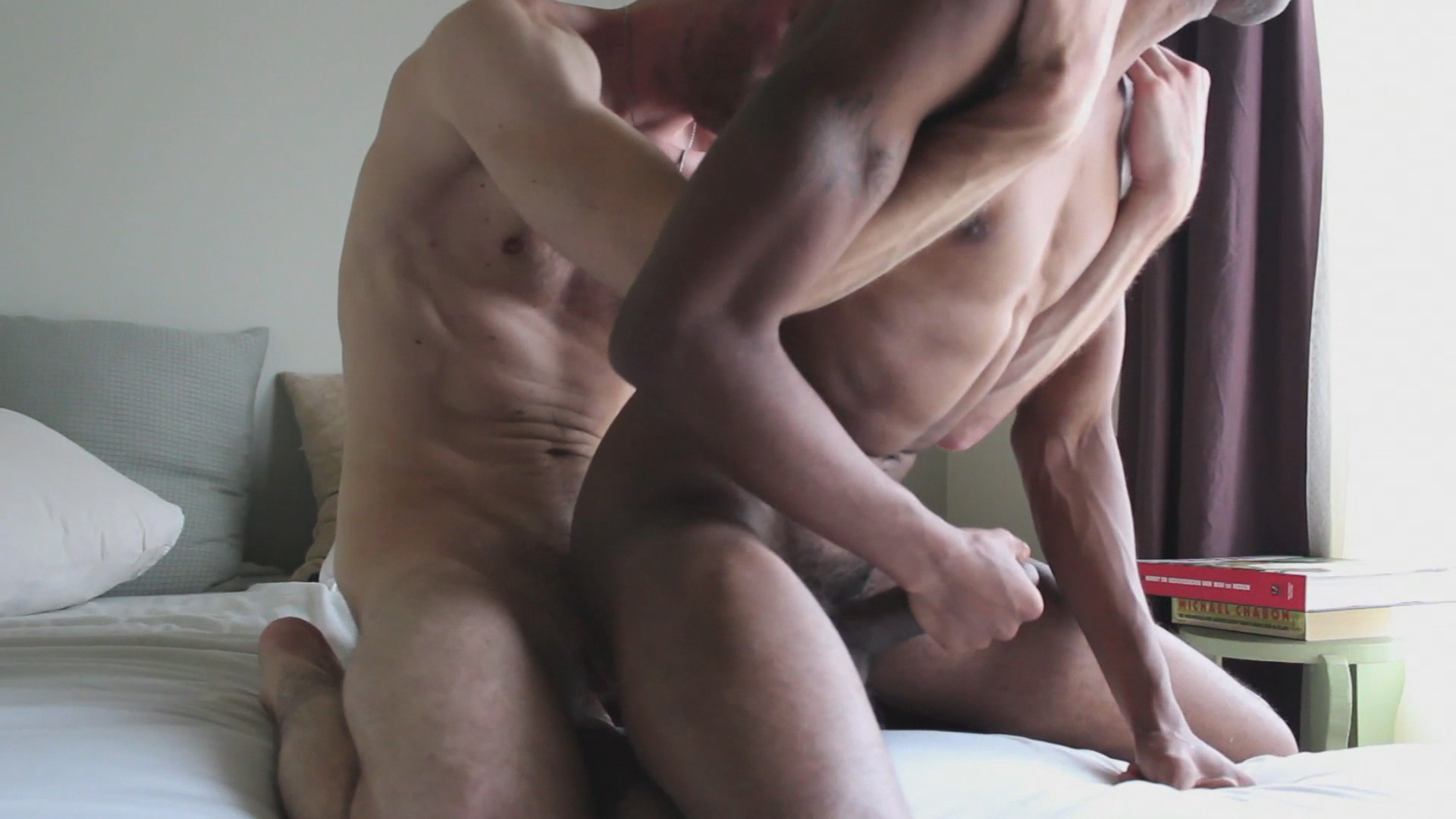 Hot Interracial 3some Xvideo gay