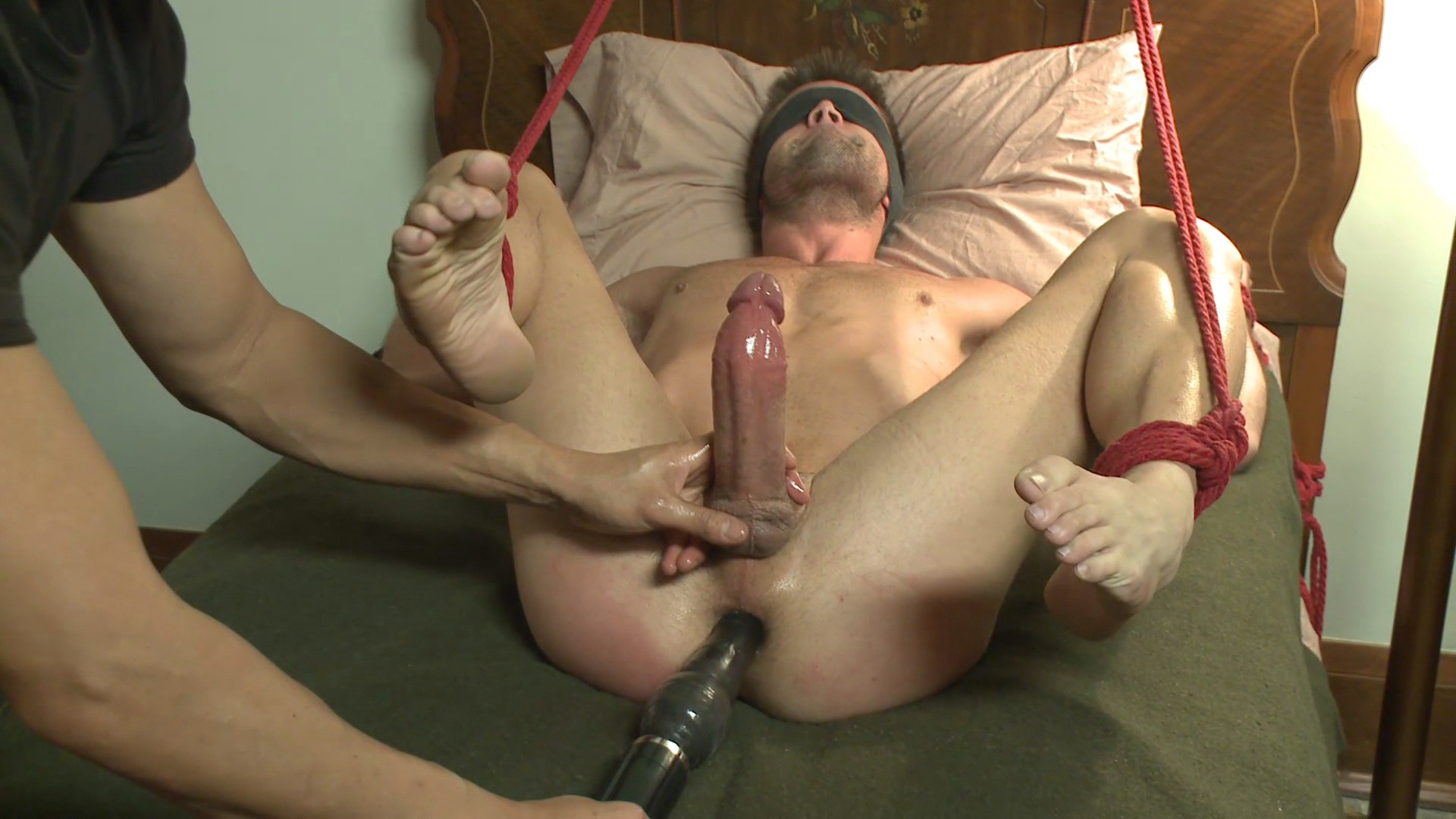 Men On Edge: Big Fat Cock Getting Edged Xvideo gay