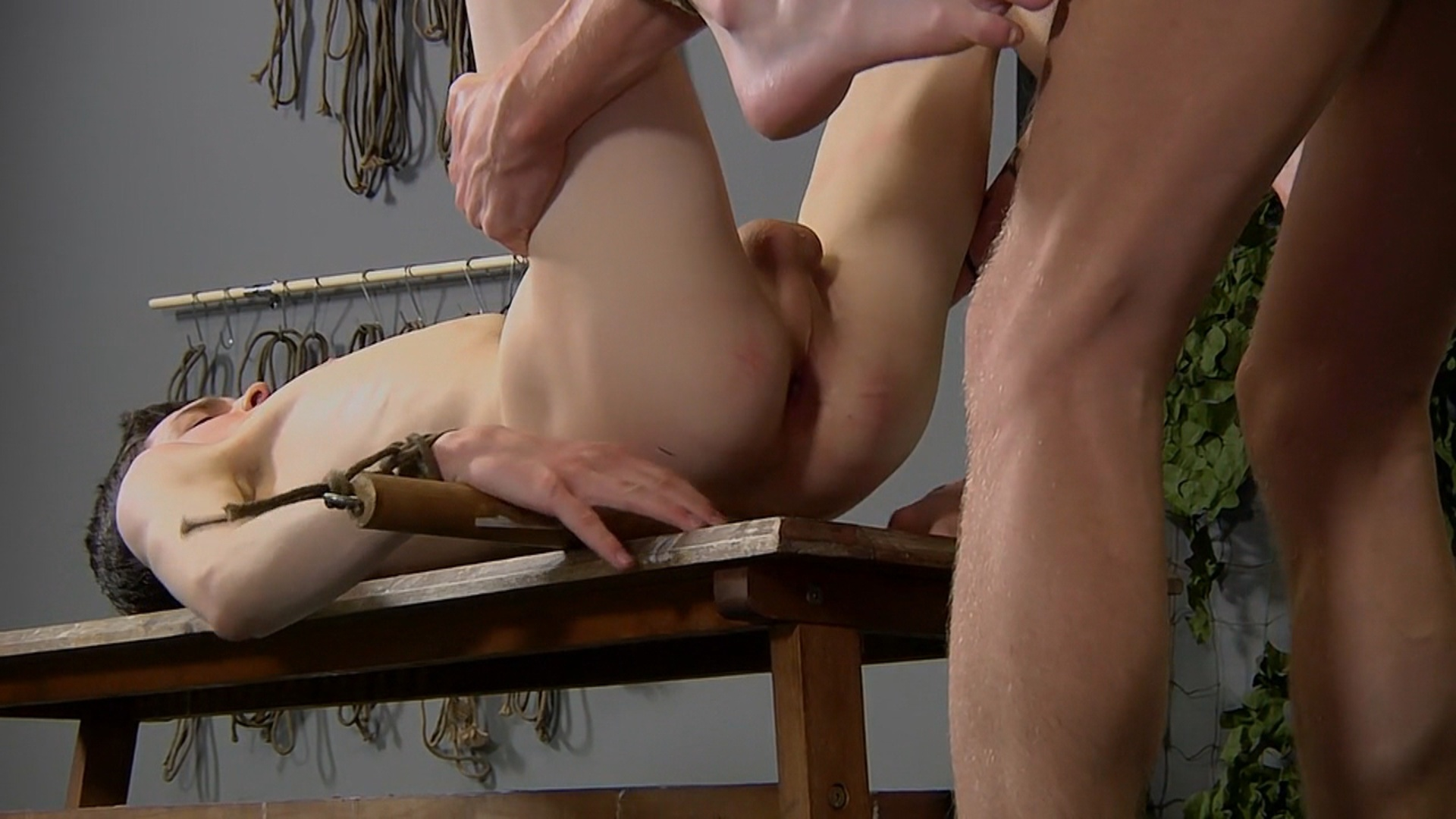 Boynapped 368: Anal Abuse For Twink Aaron Xvideo gay