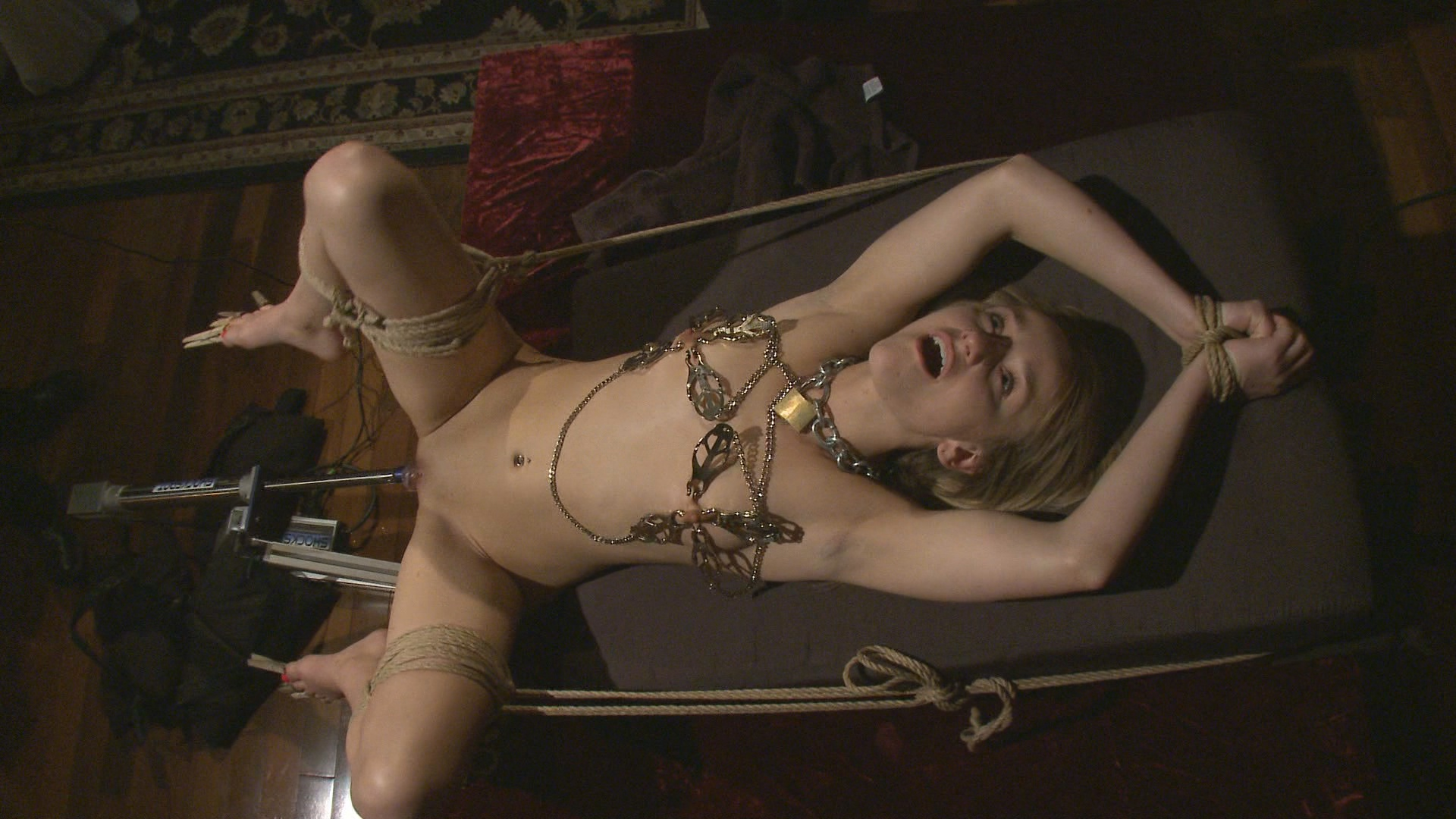 The Upper Floor: House Supper And Slave Initiation Xvideos175126
