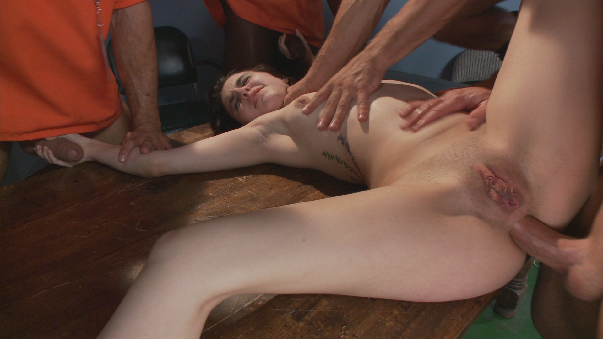 Bound Gangbangs: Prison Outreach Program xvideos175736