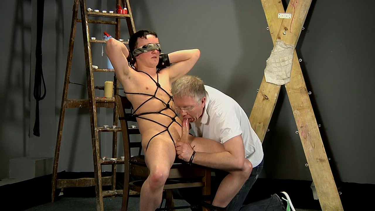 Boynapped 416: Roped Up And Wanked Off Xvideo gay