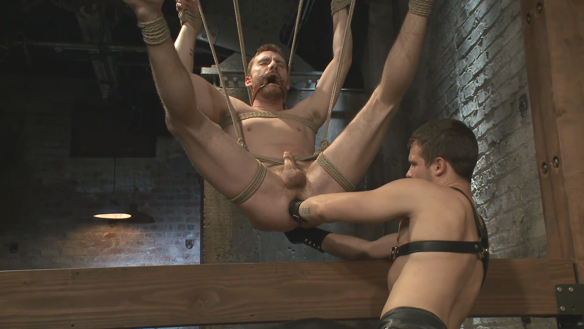 Bound Gods: New Dom Hayden Richards Fucks And Fists Slave 316 Xvideo gay
