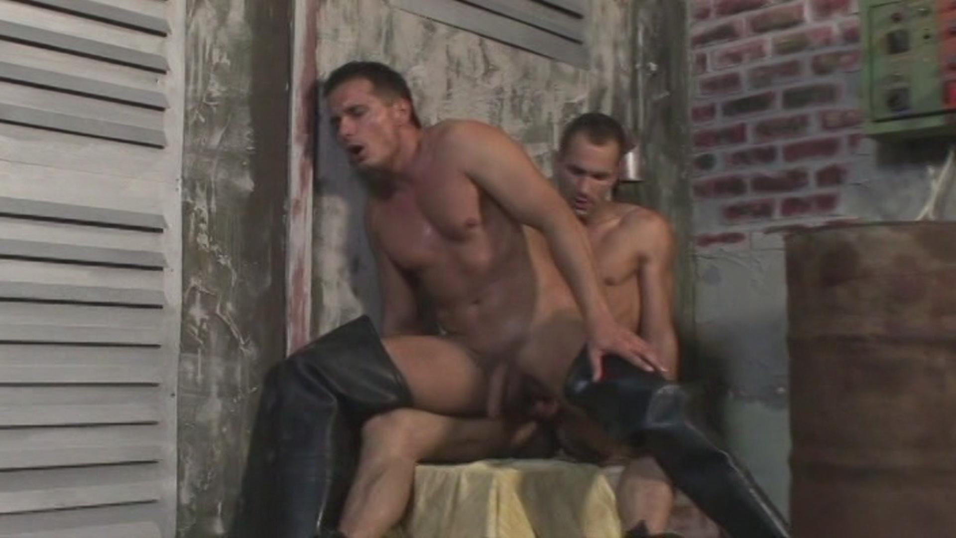 Bareback Cell Mates Xvideo gay