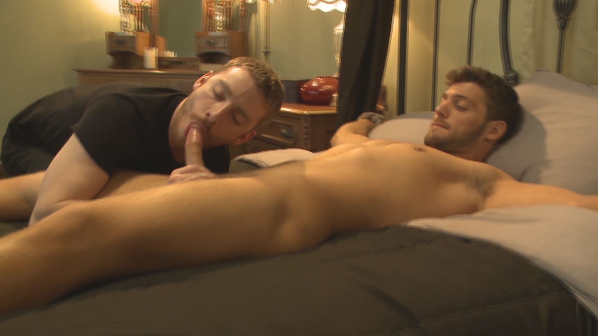 Men On Edge: Super Hunk Andrew Blue Bound And Begging To Cum Xvideo gay