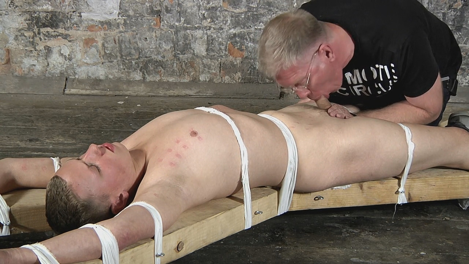 Boynapped 351: Strapped To The Cross And Milked Xvideo gay