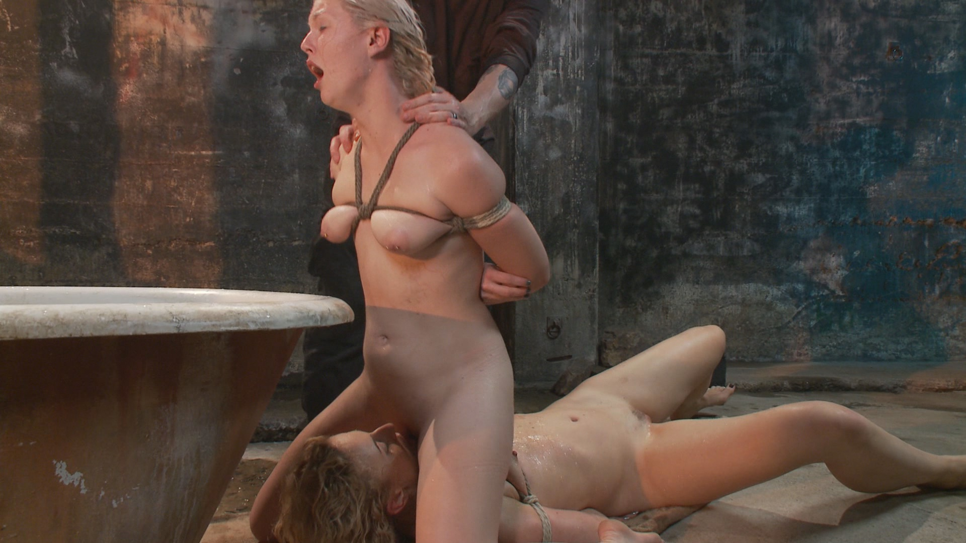 Sadistic Rope: 2 Whores Means Twice The Suffering xvideos181576