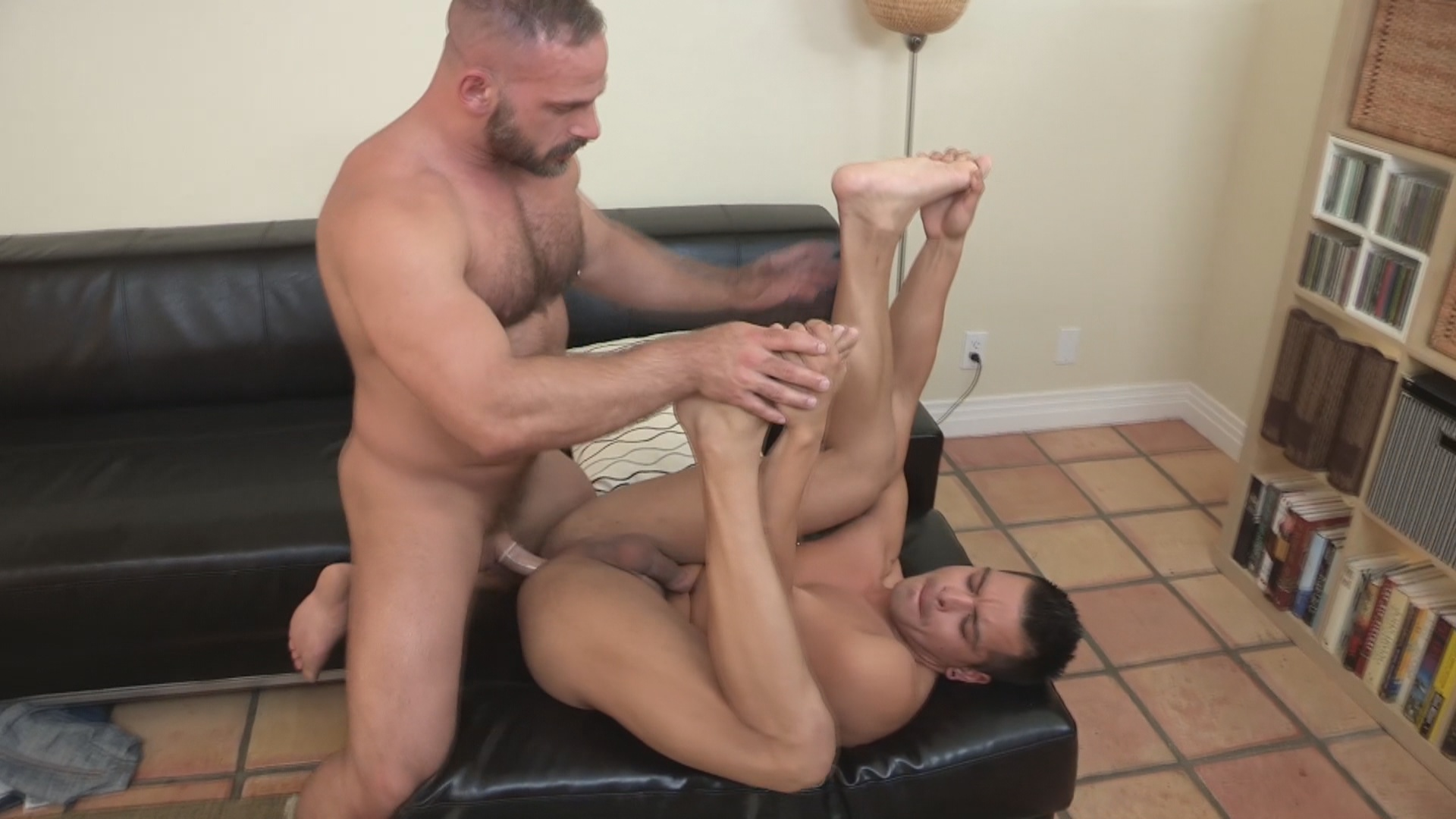 Smooth Meets Hairy 5 Xvideo gay