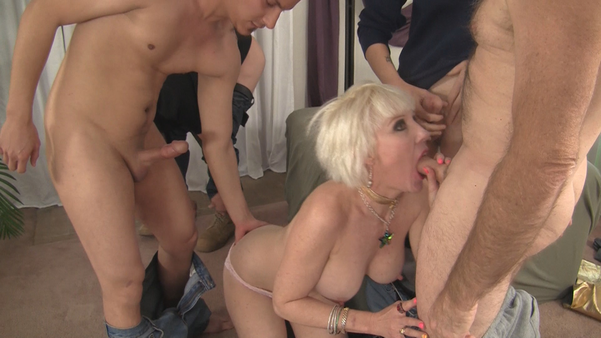My Favorite Over 50 Gang Bang 2 Xvideos183982
