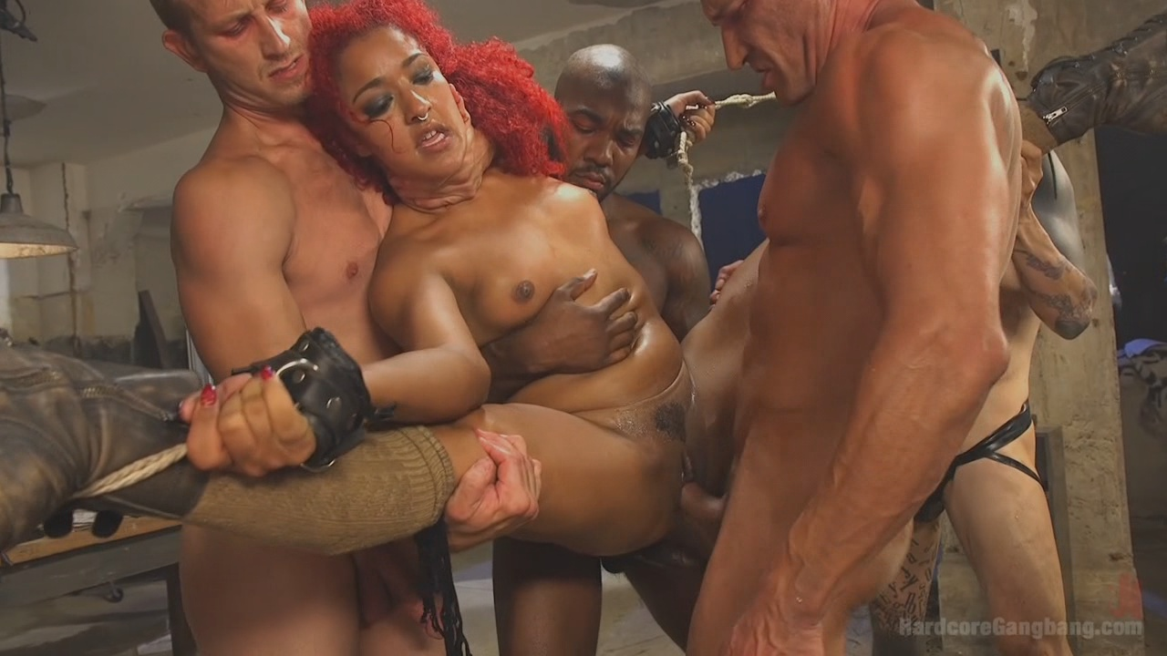 Hardcore Gangbang: Awakening Of The Beasts: Daisy Ducati Filled With Demon Cream Pie