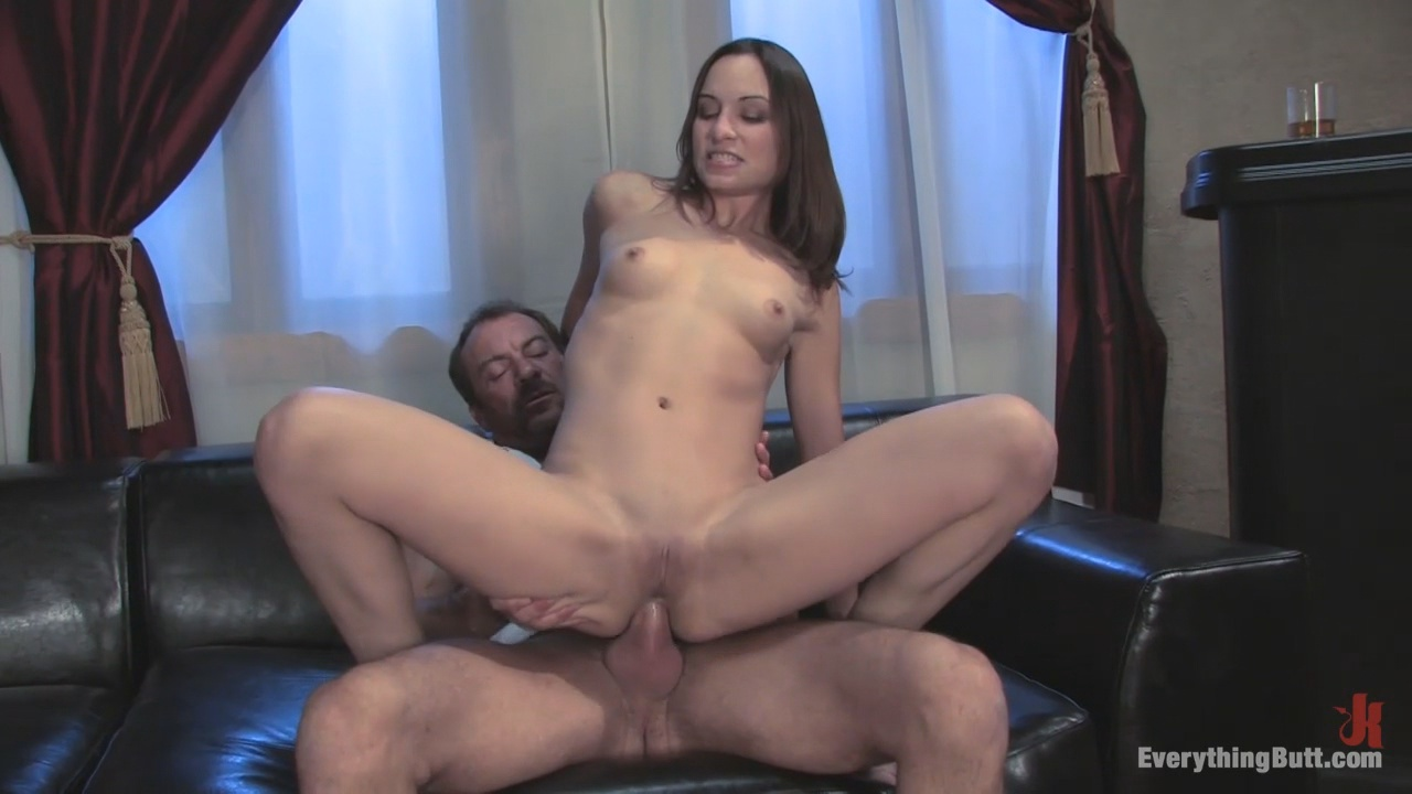 Everything Butt: Amber Rayne: Cleaned Out, Stretched And Ready For Deep Anal Action