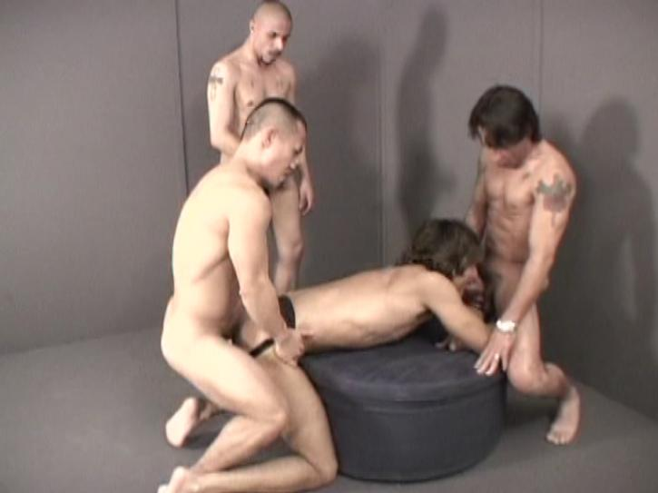 Barebacking With Jeff Palmer 3:  Gang Fucked Xvideo gay